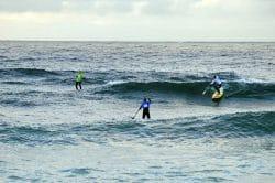 Noelani Sach 250x166 - Andy Wirtz und Noelani Sach sind Deutsche SUP Wave Meister 2014