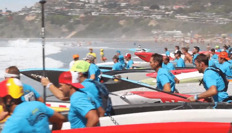 Battle of the Paddle 2014 Crash Compilation