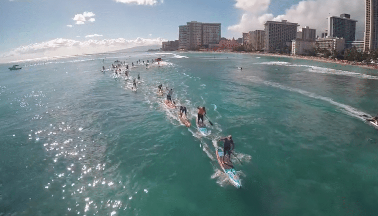 The Ultimate SUP Showdown Video