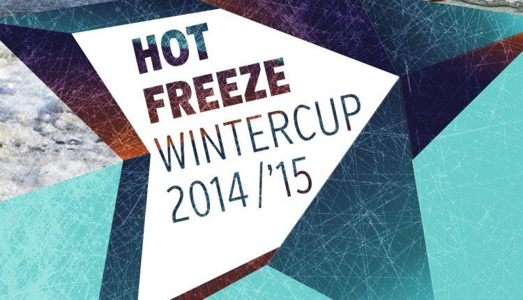 Hot Freeze SUP Wintercup