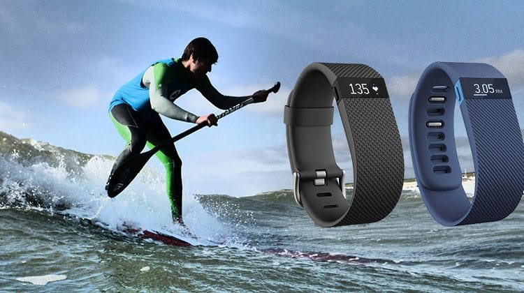 Fitbit Charge HR – Activity Tracker misst permanent die Herzfrequenz