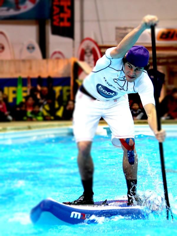 german indoor sup championship boot duessseldorf steimer