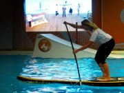 sup indoor boot duesseldorf 11 180x135 - German Indoor SUP Championships der boot startet die Saison 2015