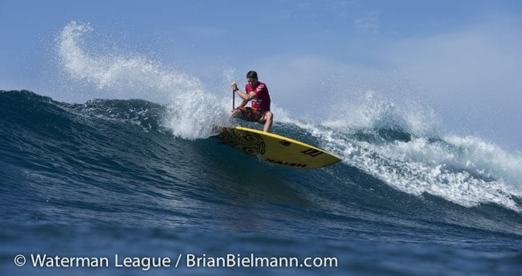 Kai Lenny gewinnt den Stand Up Paddle World Tour Opener @ Sunset Beach Pro