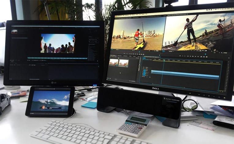 videoschnitt surf superflavor