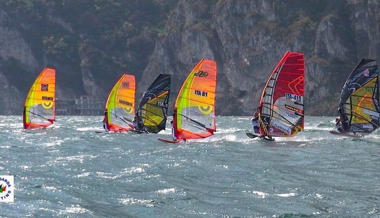 Windsurfing Euro-Cup in Torbole: Deutsche Teilnehmer in Top-Form
