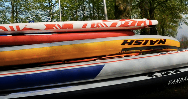 Inflatable Touring SUP Boards 2015 im SUP Test