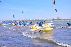 Killerfish German Sup Challenge Fehmarn 2015 p 01 250x166 - Beach Action beim Saisonstart der Killerfish German SUP Challenge 2015 auf Fehmarn