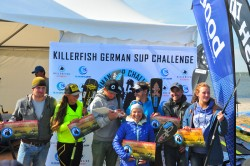 Killerfish German Sup Challenge Fehmarn 2015 p 02 250x166 - Beach Action beim Saisonstart der Killerfish German SUP Challenge 2015 auf Fehmarn