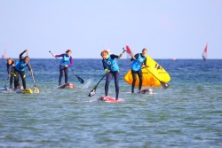 Killerfish German Sup Challenge Fehmarn 2015 p 03 250x167 - Beach Action beim Saisonstart der Killerfish German SUP Challenge 2015 auf Fehmarn