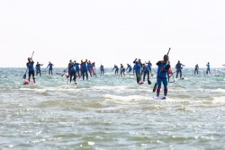 Killerfish German Sup Challenge Fehmarn 2015 p 06 250x167 - Beach Action beim Saisonstart der Killerfish German SUP Challenge 2015 auf Fehmarn