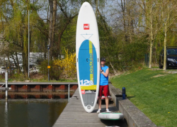 Red Paddle Explorer 12 6 sup test superflavor 03 250x179 - Red Paddle Explorer 12.6 im SUP Test
