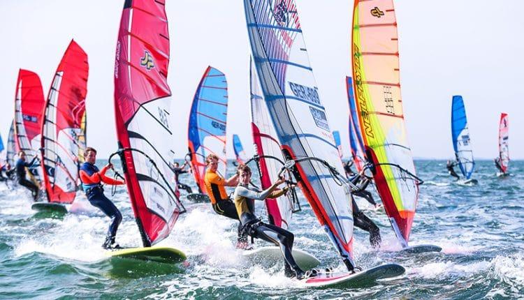 Vincent Langer siegt beim GWA Windsurf Cup auf Fehmarn!