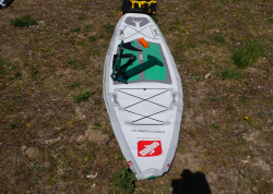 gts sportstourer 11 inflatable sup test superflavor 10 250x178 - GTS SPORTSTOURER 11 im SUP Test