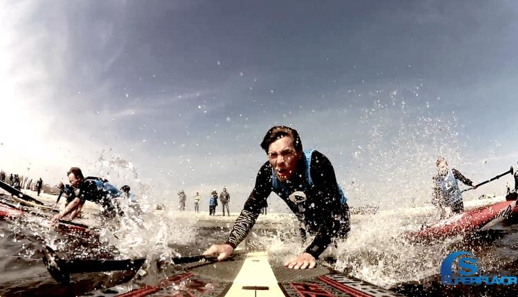 Killerfish German SUP Challenge Fehmarn 2015 – Video