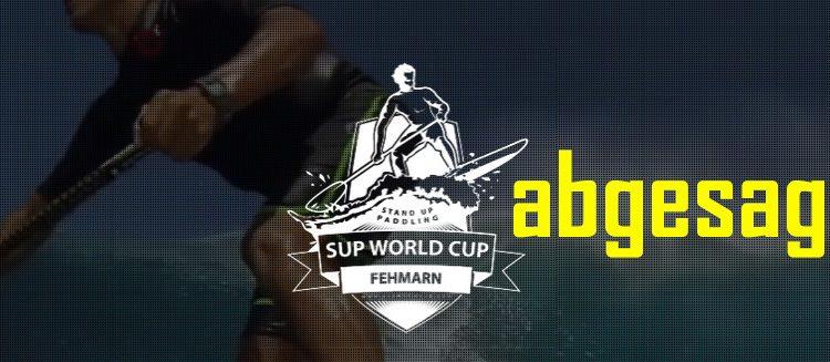SUP World Cup Fehmarn 2015 abgesagt