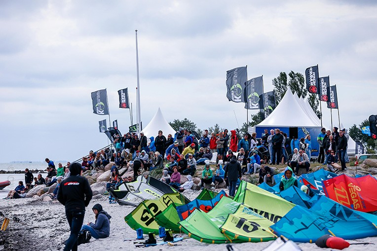 Never Summer Kitesurf Masters Fehmarn full