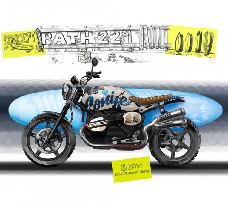 bmw surf motorrad path22