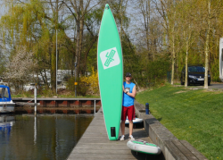 gts rs 12 6 inflatable sup test 05 250x179 - GTS RS 12.6 im SUP Test