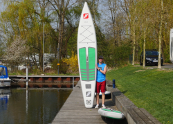 gts rs 12 6 inflatable sup test 10 250x179 - GTS RS 12.6 im SUP Test