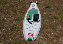 gts rs 12 6 inflatable sup test 12 250x178 - GTS RS 12.6 im SUP Test