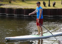 gts rs 12 6 inflatable sup test 13 250x179 - GTS RS 12.6 im SUP Test
