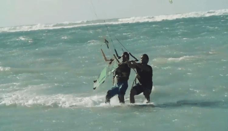 Die Naish Kids drehen auf! – Video