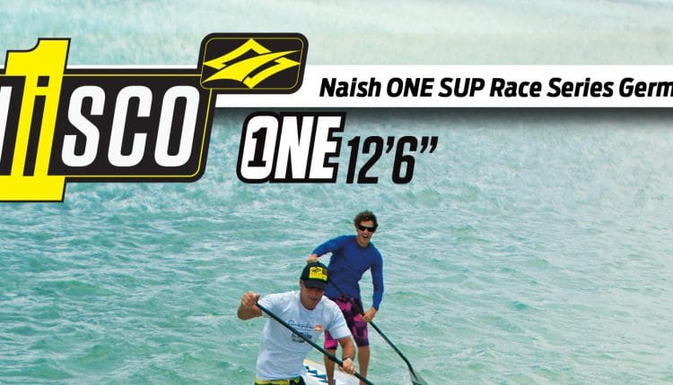 Naish One SUP Race Series Germany 2015