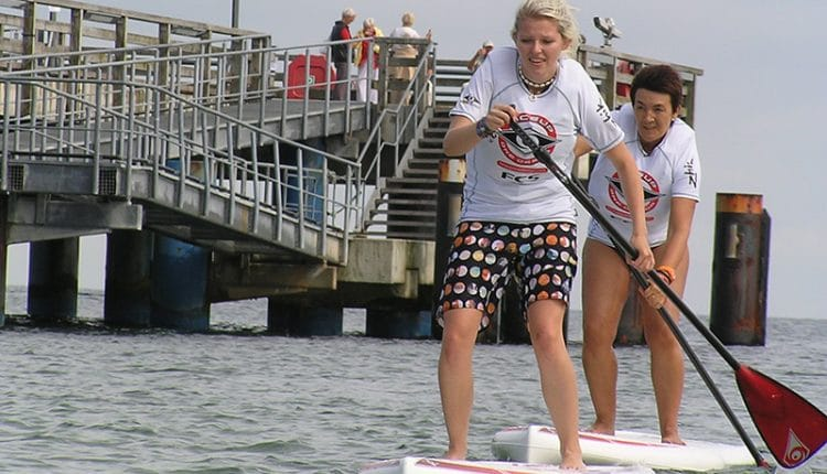 Wassersport Brasilien FUN CUP am Schönberger Strand