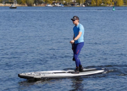 vandal iq touring sup test superflavor 13 250x179 - Vandal IQ Touring 12.6  im SUP Test