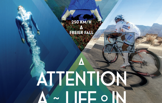 Attention: A Life in Extremes Blue Ray zu gewinnen