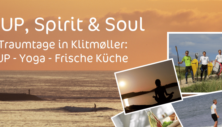SUP, Spirit & Soul – SUP Yoga Camp Klitmöller