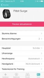 fitbit surge screenshot testbericht 01 141x250 - Fitbit Surge – die smarte Fitness Uhr im Superflavor Test
