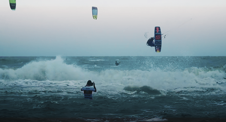 Video Hot Shots Freestyle Finals Pringles Kitesurf World Cup 2015