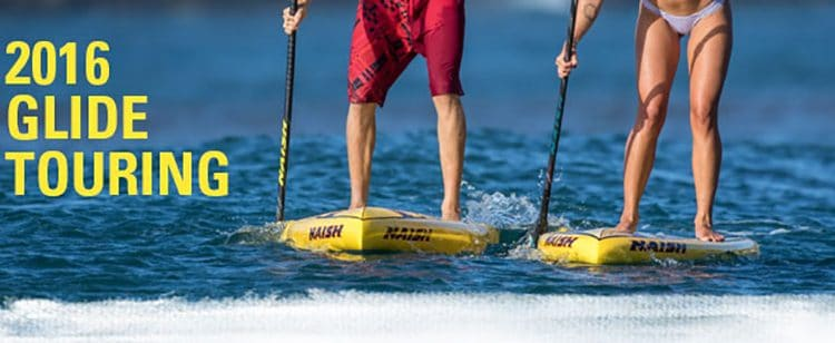 Naish Stand Up Paddle Collection 2016 ist online!