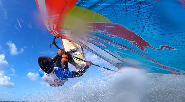 Philip Köster gewinnt Cold Hawaii PWA Windsurf World Cup 2015