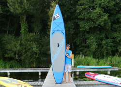 focus sup freedom inflatable sup test superflavor gleiten tv 04 250x179 - Focus SUP Freedom 12.6 im SUP Test