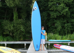 focus sup freedom inflatable sup test superflavor gleiten tv 05 250x178 - Focus SUP Freedom 12.6 im SUP Test