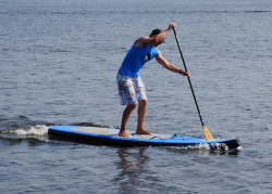 focus sup freedom inflatable sup test superflavor gleiten tv 08 250x179 - Focus SUP Freedom 12.6 im SUP Test