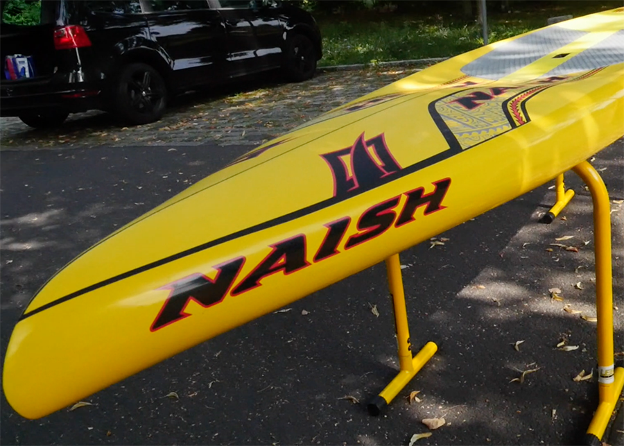 naish glide 12 sup test touring superflavor stand up padle gleiten-tv 03
