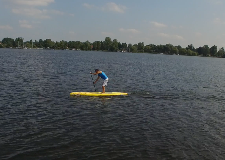 naish glide 12 sup test touring superflavor stand up padle gleiten-tv 08