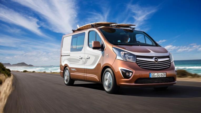 opel vivaro Lifestyle-Van
