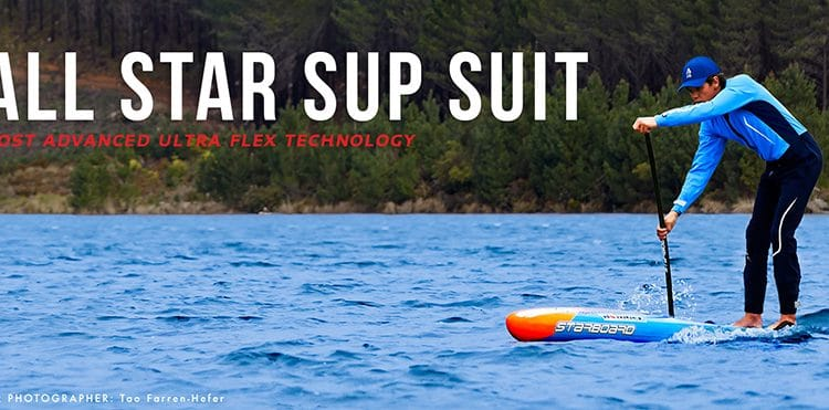 starboard allstar sup suit