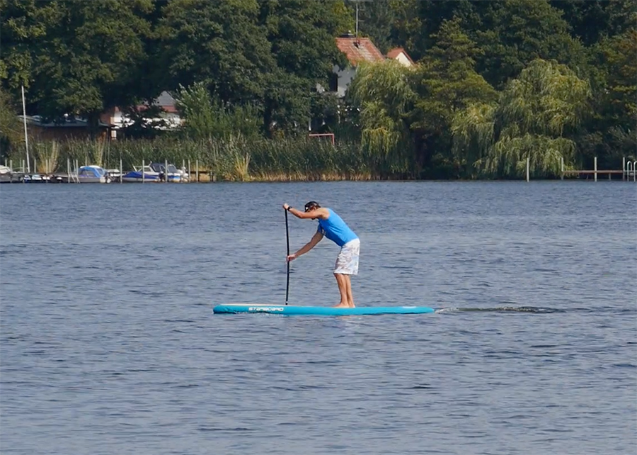 starboard pocket touring sup baord test superflavor gleiten-tv 01