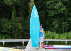 starboard pocket touring sup baord test superflavor gleiten tv 07 250x179 - Starboard Pocket Touring 10.6 im SUP Test