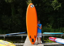 vandal iq free inflatable sup test superflavor gleiten tv 07 250x179 - Vandal IQ Free 10.7 im SUP Test