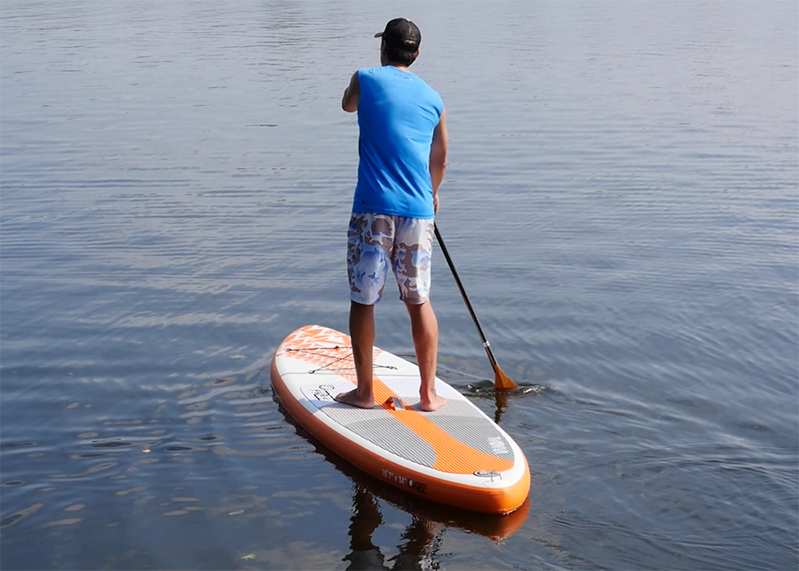 vandal iq free inflatable sup test superflavor gleiten-tv 09
