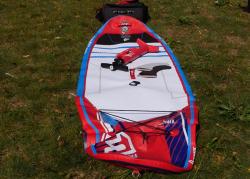 fanatic viper air wind sup sup board test superflavor gleiten tv 04 250x179 - Fanatic Viper Air 9.10 im SUP Test
