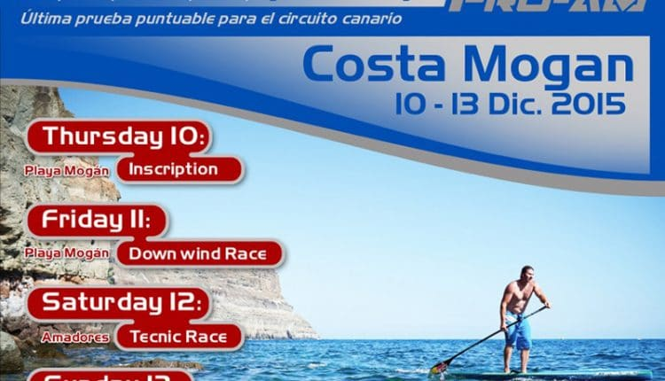 Dunkerbeck SUP Challenge auf Gran Canaria