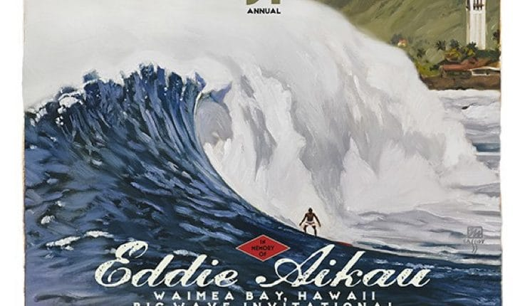 The Quiksilver In Memory Of Eddie Aikau – Contest 2015